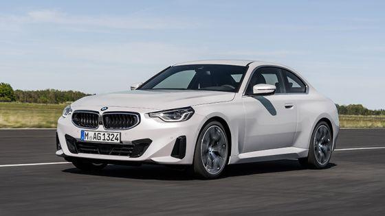 Descubre el nuevo BMW Serie 2 Coupé