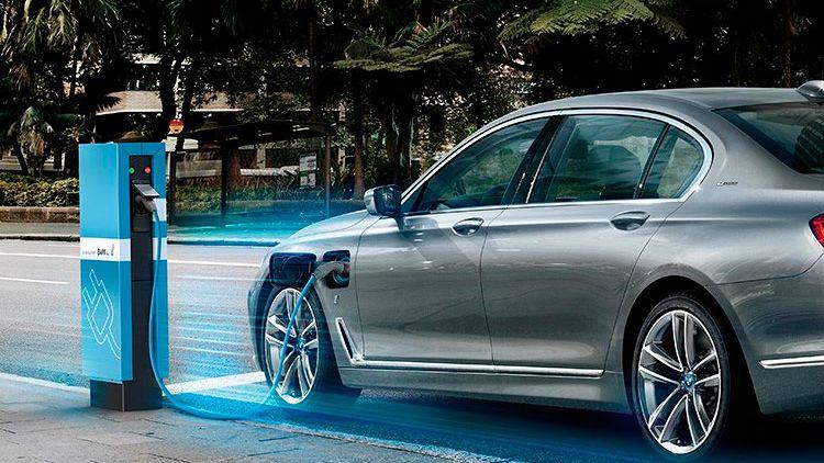 Los coches híbridos y PHEV de BMW