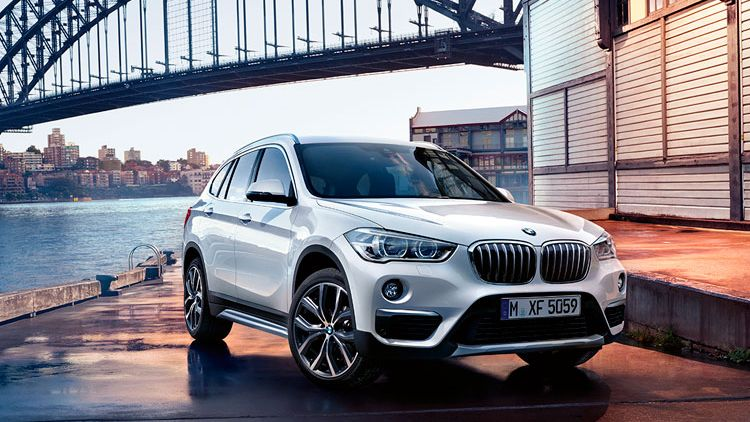 BMW X1 18d Seminuevo por 277€/mes