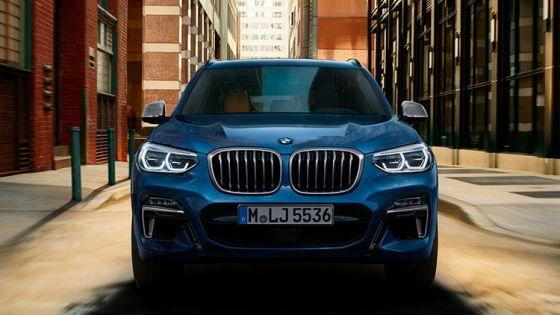 Nuevo BMW X3 por 429€/mes