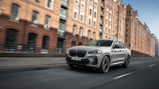 Lanzamiento del Nuevo BMW X4