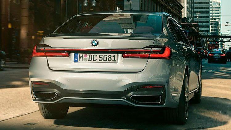 BMW Serie 7 Berlina