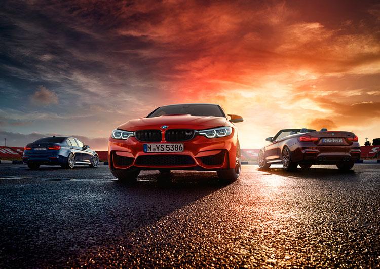 Toda la gama BMW