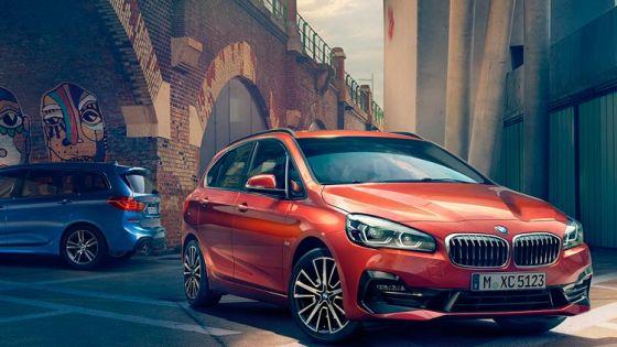BMW Serie 2 Active Tourer por 36.500€