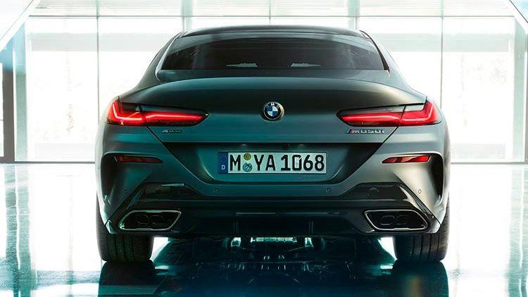 BMW Serie 8 Gran Coupé