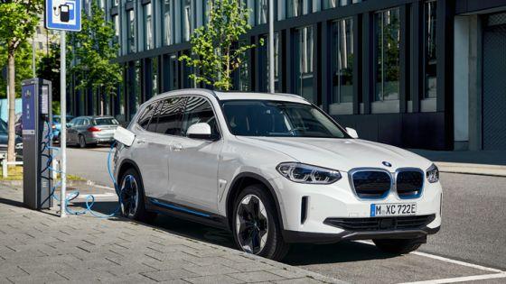 BMW Electric Tour