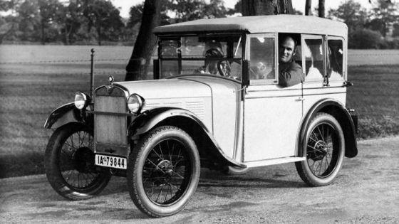 ¿Cuál fue el primer BMW de la historia?