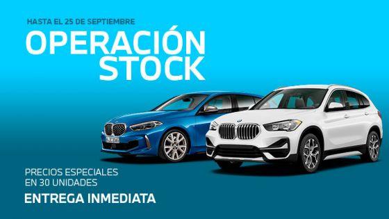 OPERACIÓN STOCK en Almería