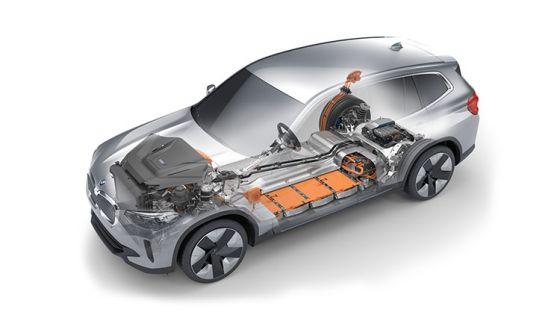 Las próximas baterías BMW con más autonomía