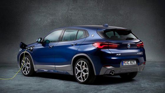 Nuevo BMW X2 Híbrido por 388€/mes